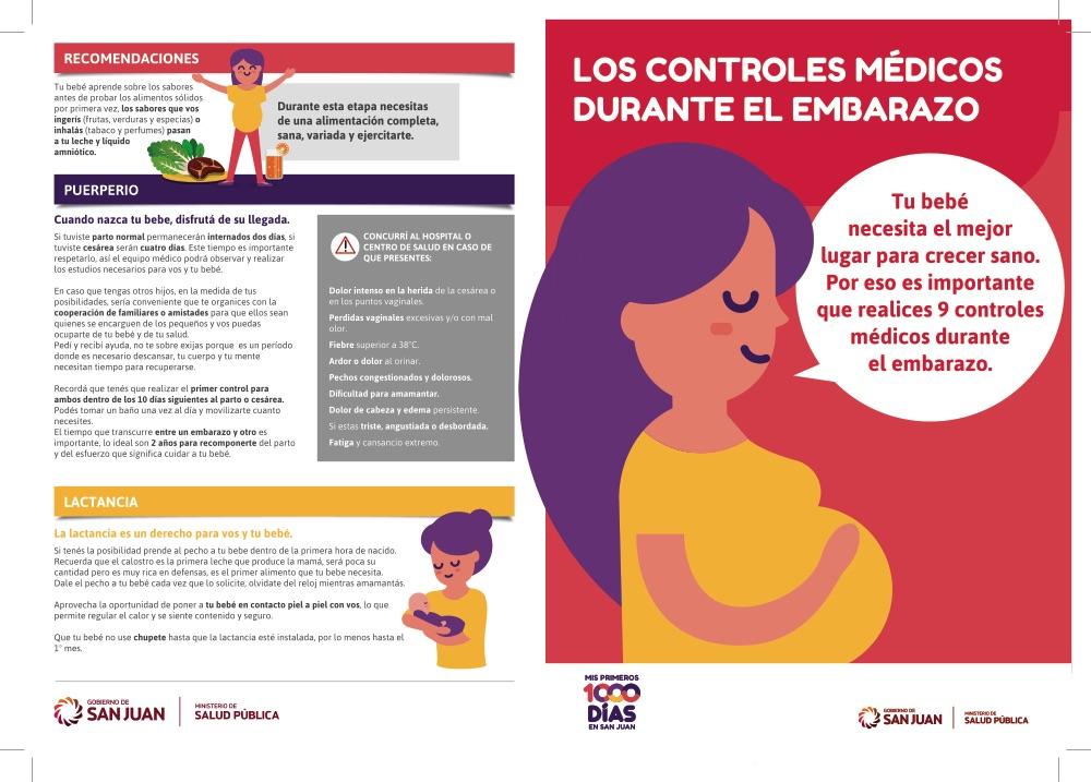 Los controles médicos durante el embarazo
