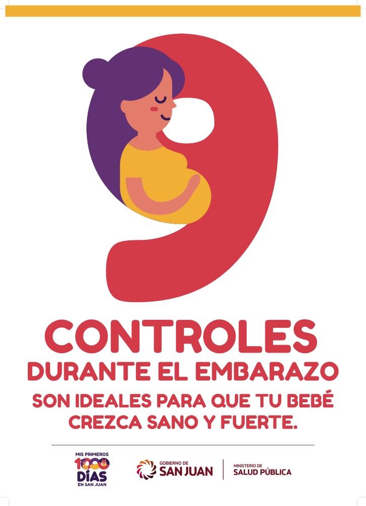 Controles durante el embarazo son ideales para que tu bebé crezca sano y fuerte